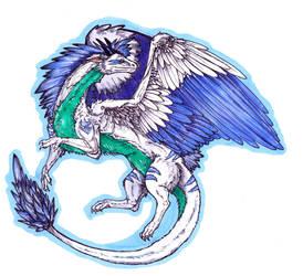 DhTier's Engel by SeaSapphire