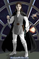 Prince Lumi Lawgiver of Tur'viir by DarthSithari