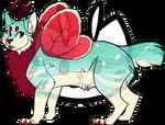 Mothcat ID #1160 by Mothchive