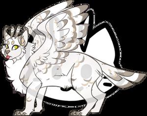 Mothcat ID #1161 by Mothchive