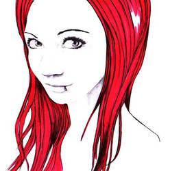 Face 16 by Oggyli