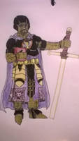 Bibleman ( Coloured). by ChrisMCampbell