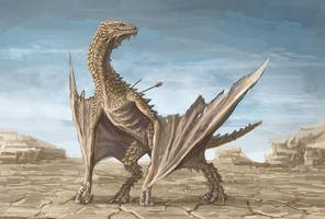 Desert Beast by Odobenus