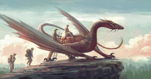 Dragon Express by Odobenus