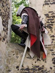 Ezio Auditore: Nulla e Reale by LittleBlondeGoth