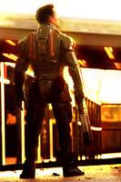 Commander Shepard: Priority Tuchanka by LittleBlondeGoth