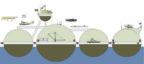 severus YP-1 yacht by gummy-gundam
