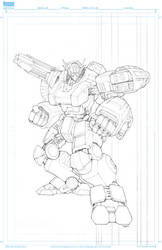 Mecha Lines by TomParrish