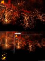 BLOOD__lines by elvenkind