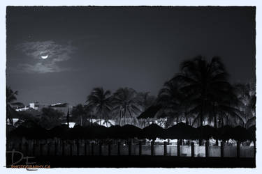 Resort by the moonlight by darcyevans