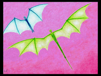 Fly by bluesoru