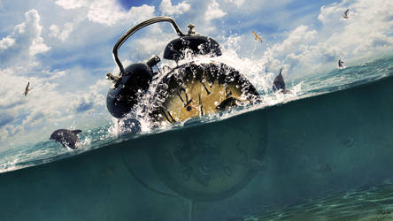 Lost in Ocean by PlaviDemon