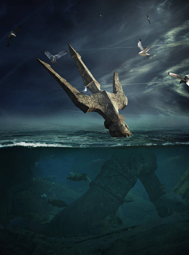 Last hope - Poseidon by PlaviDemon