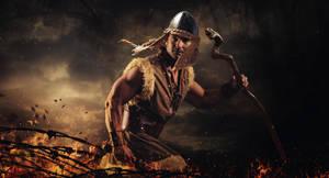 Viking by PlaviDemon