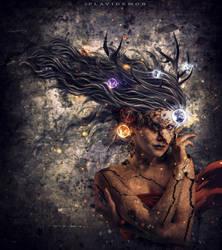 Garnet by PlaviDemon