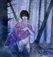 Gypsin Forest by bluealaris