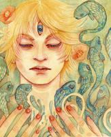 Fishy Dreams by bluealaris