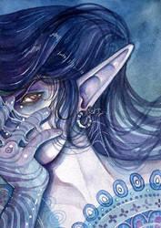 Mystic by bluealaris