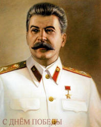 Stalin 9 may 1945 by wufan