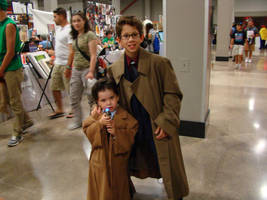 Little Tenth Doctors by StephieLuff
