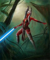 Shaak Ti by Lannarty