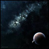 Far, Far Away by Julio-Lacerda