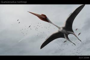 Flight by Julio-Lacerda