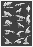 3D Model Contest: Torvosaurus by Julio-Lacerda
