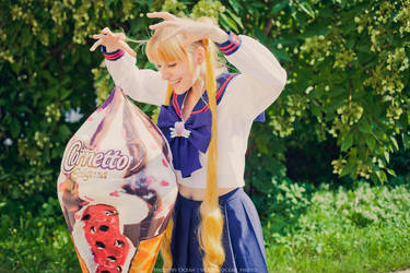 My precious by UsagiChiba-Selenit
