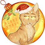merry xmas nala! | secret santa 2018 by badlandzz