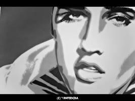 Elvis presley by unitedcba