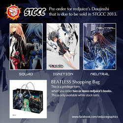 STGCC-pre-order by redjuice999