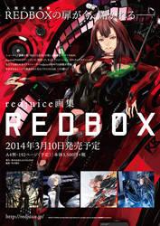 REDBOX Flyer by redjuice999
