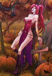 Mayislein_Halloween by CarlosSneak