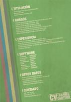 curriculum vitae by Corusus