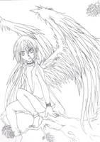 Satoshi (OC) by Inemiset