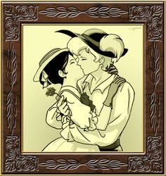 James Hook Kisses by tilywendy