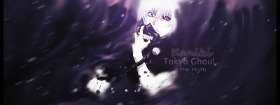 Tokyo Ghoul by TheMythxXx