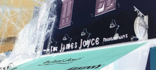 James Joyce by DeeMelino