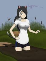 Raiko's Summer Walk - 1 by AnonymousQuote