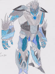 Raizo Honorblade by skyarmyrecurit1000