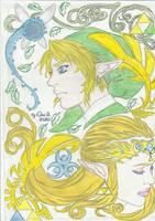 Zelda 2 version by dessa86