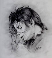 Michael Jackson 1 by CristinaC75