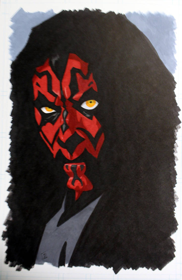 Maul by dracon257