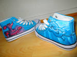 Moomin shoes by Tohmo