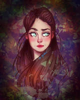 Night sketch by oryaakov231