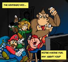 The Nintendo Wii by Weisner