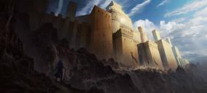 Ankh-amon Citadel by PiotrDura