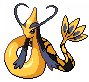 Beedrill Colored Milotic by motb777