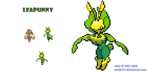 Leapunny by motb777